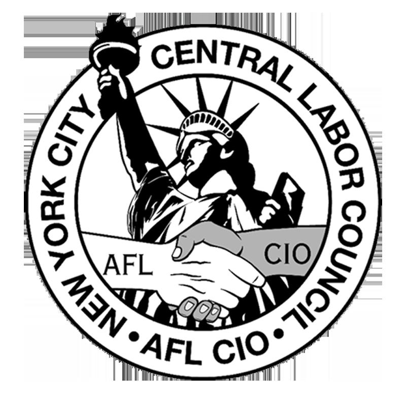 NYC Central labor council logo