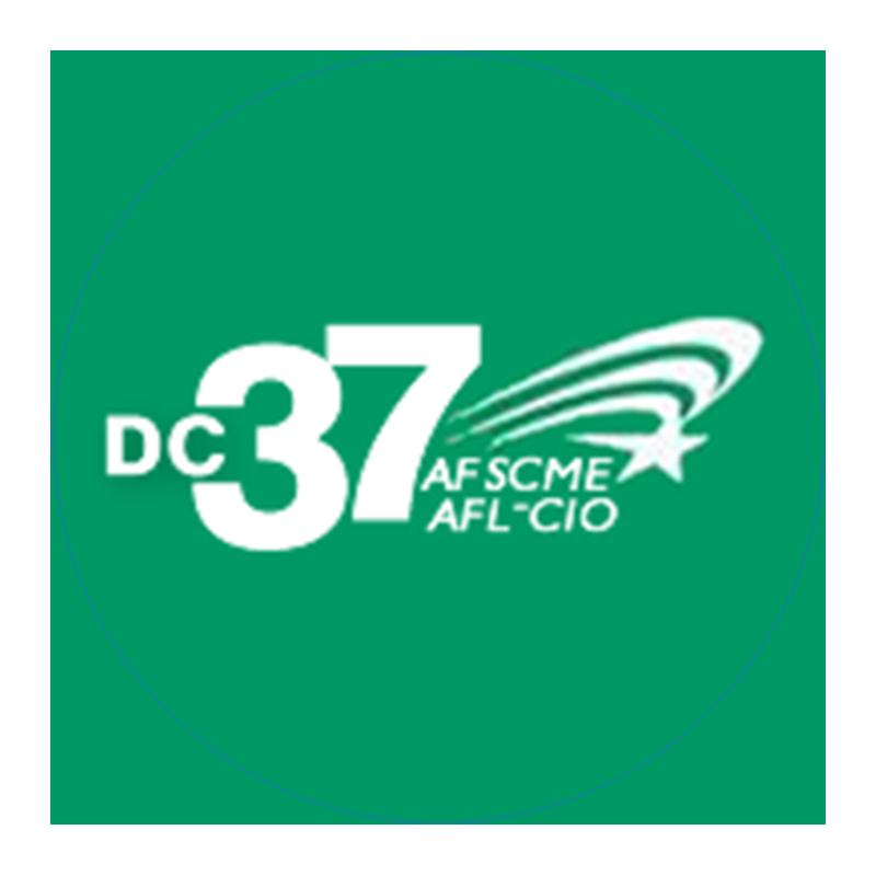 DC37 logo