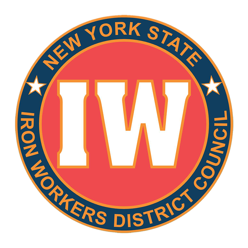 New York State Ironworkers District Council logo